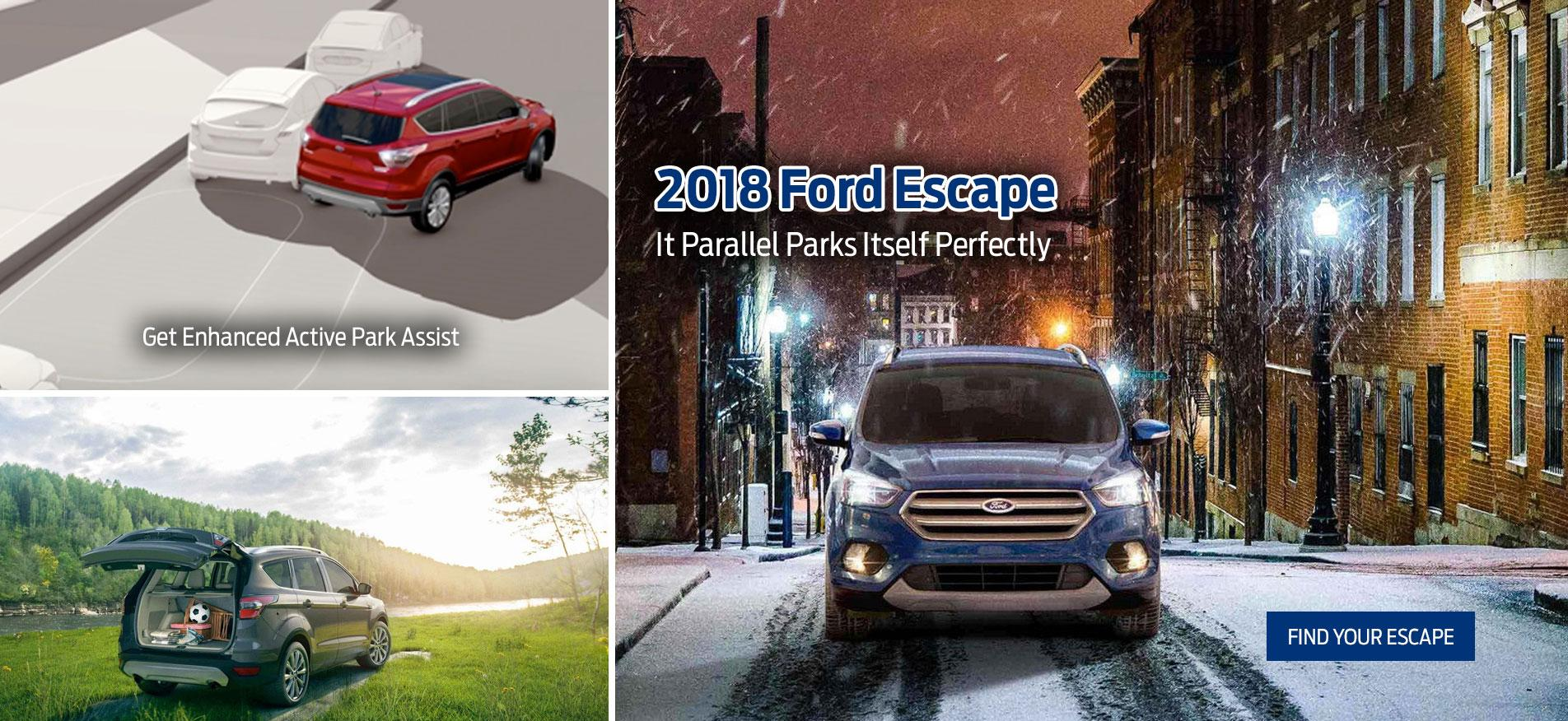 2018 Escape Kindersley Ford Tisdales