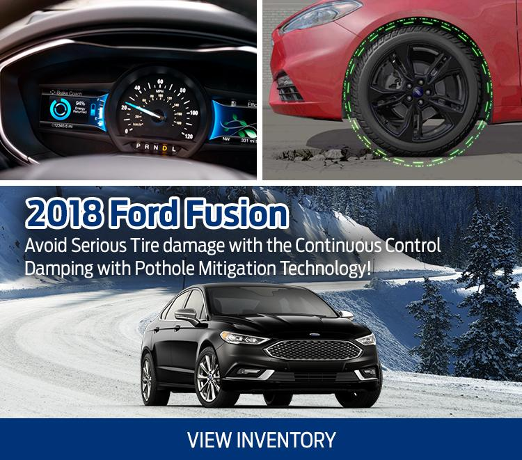 2018 Fusion Tisdales Sales and Service Kindersley Ford