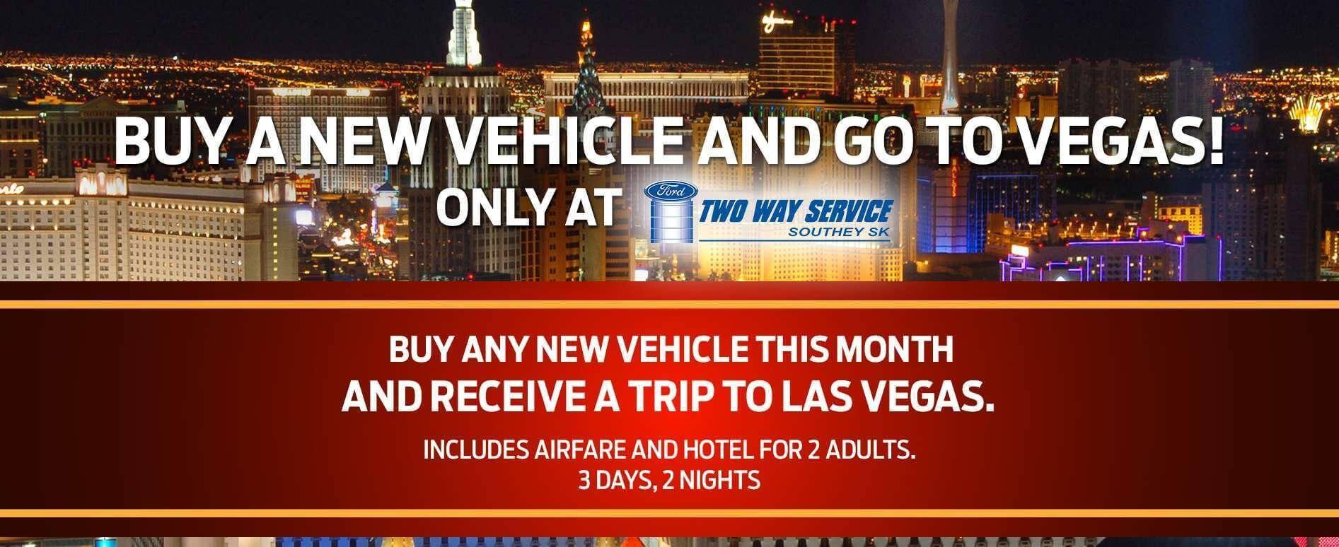 Las Vegas Two Way Service Ford