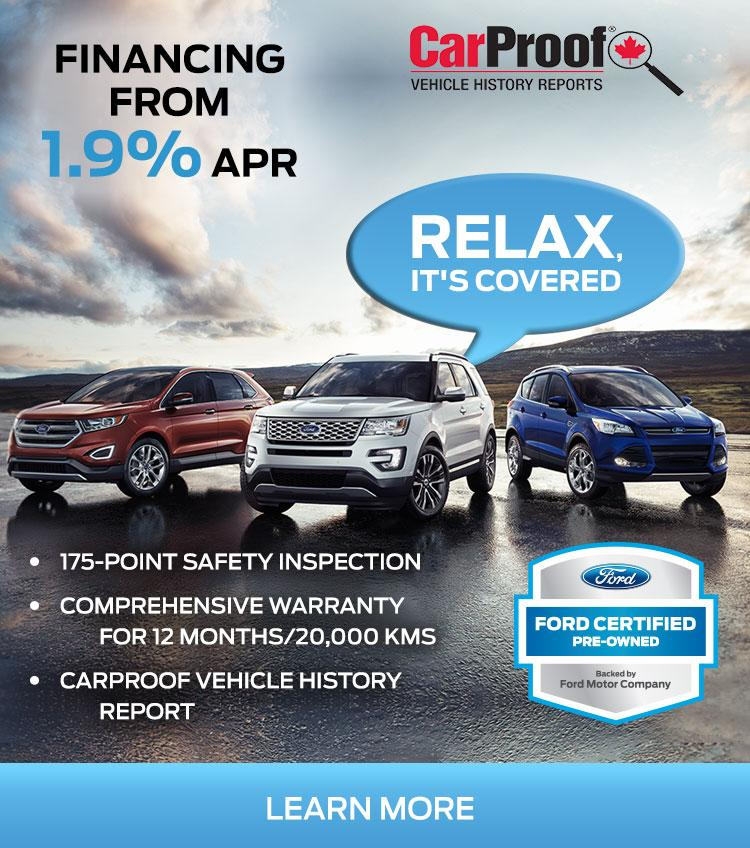 Certified Pre-Owned Inventory at Norris Ford in Wainwright