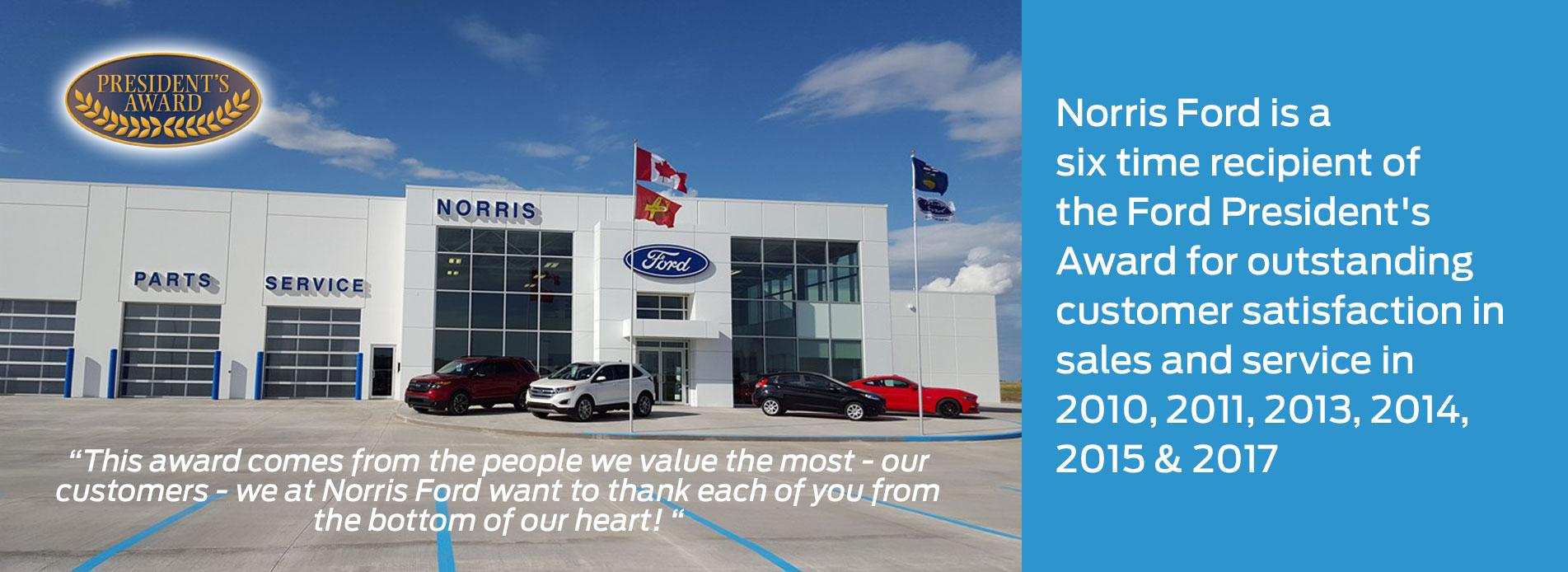 Welcome to Norris Ford