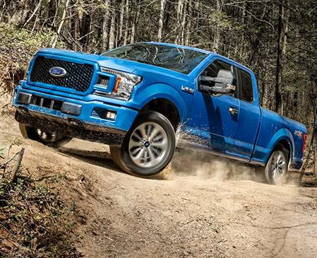 New Ford Trucks in Wainwright | Norris Ford
