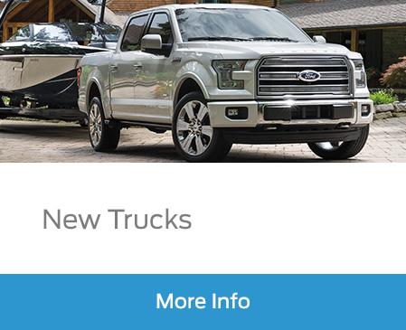 New Ford F-150 and SuperDuty at Norris Ford in Wainwright