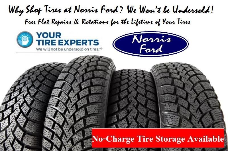 Tires at Norris Ford