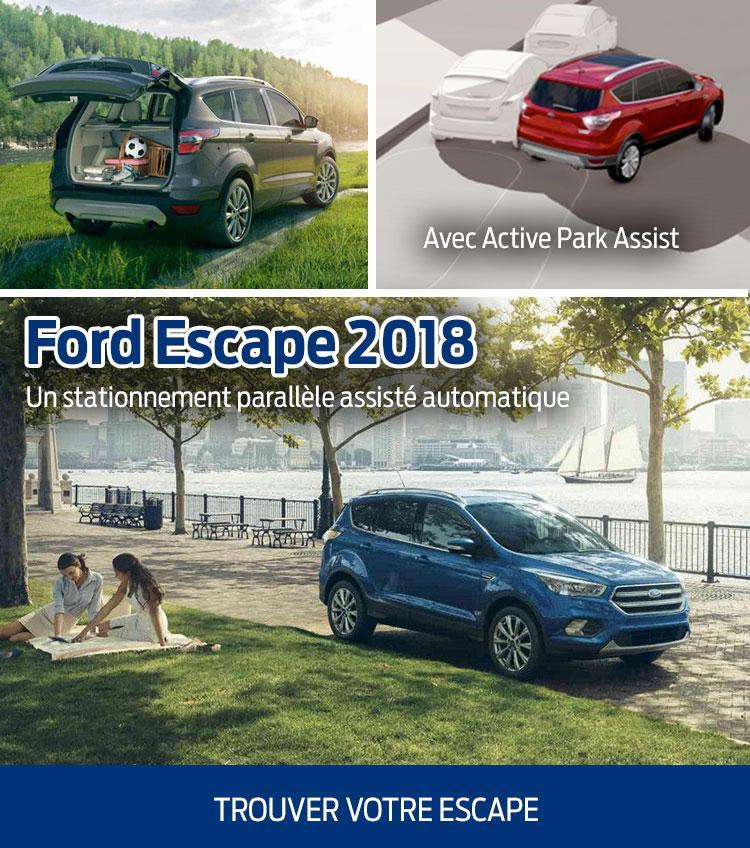 2018 Escape