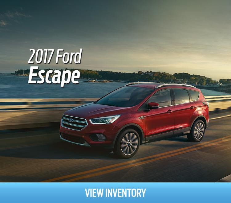Escape 2017 Ocean Park Ford Sales