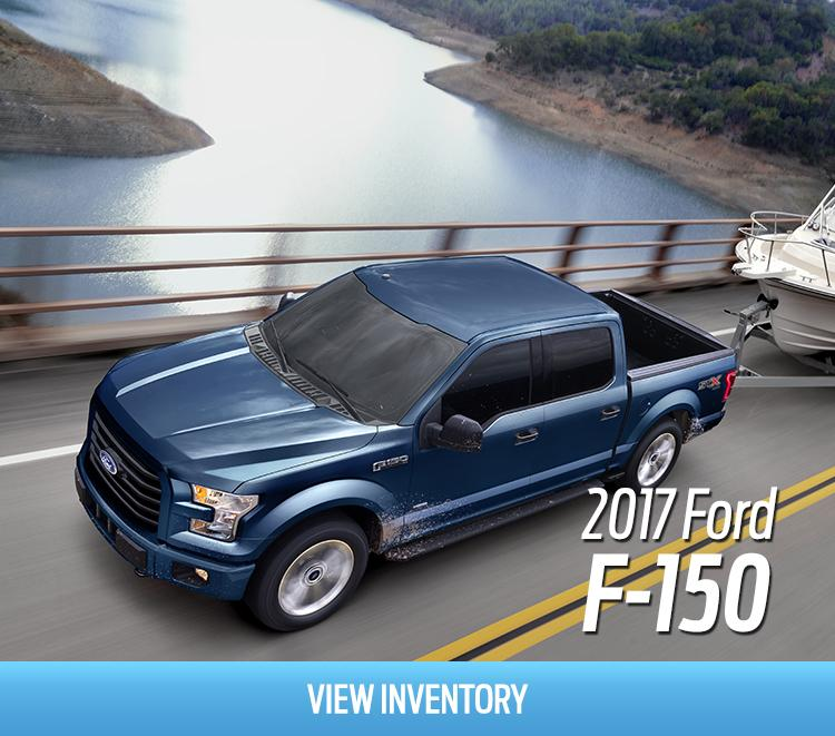 F-150 2017 Ocean Park Ford Sales