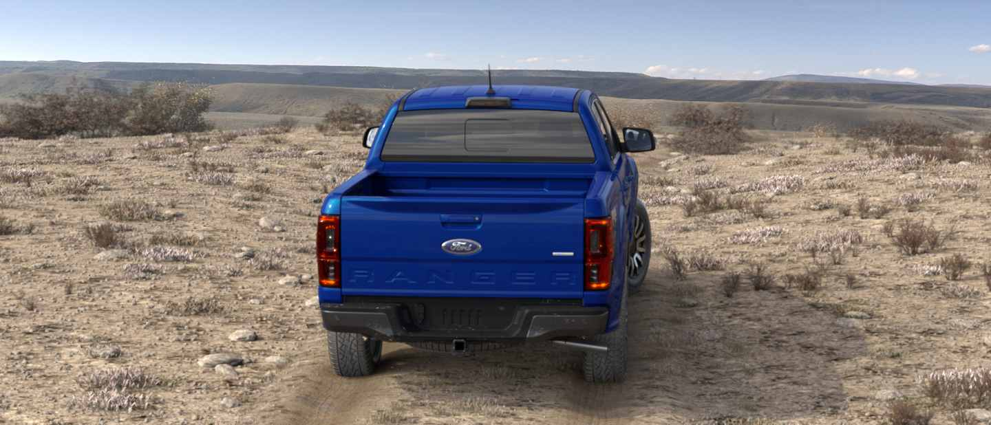 2019 Ford Ranger Overview | Ford in Roblin